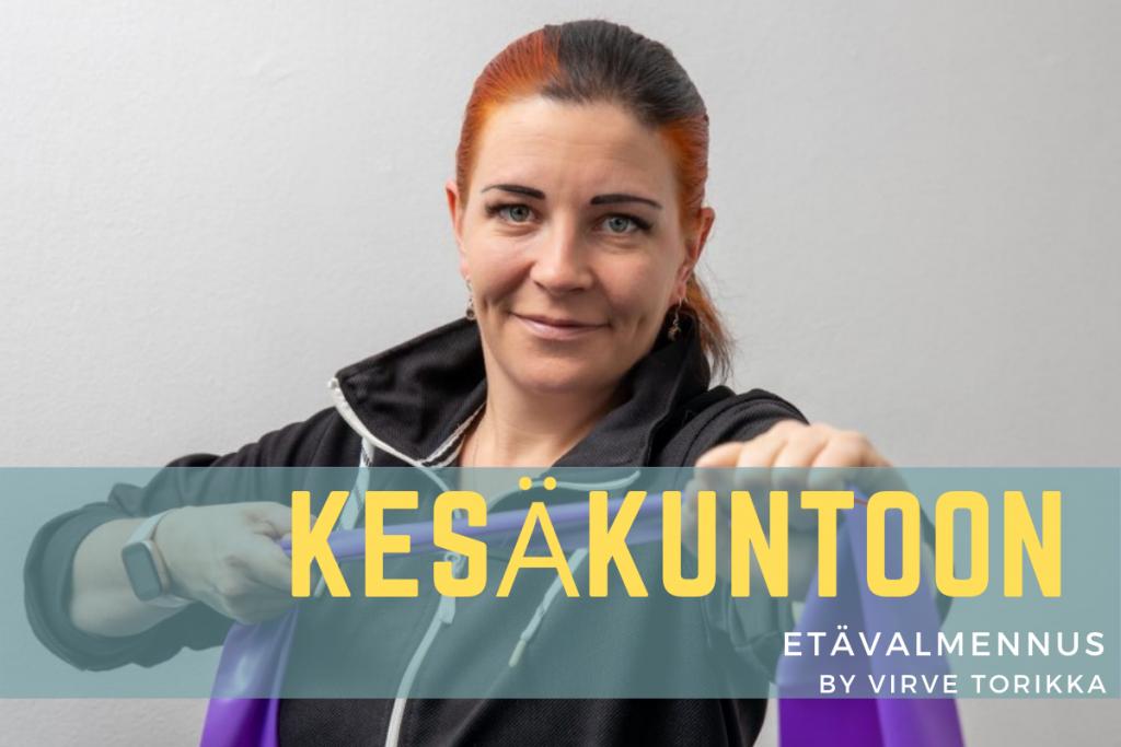 KesäKuntoon by Virve Torikka
