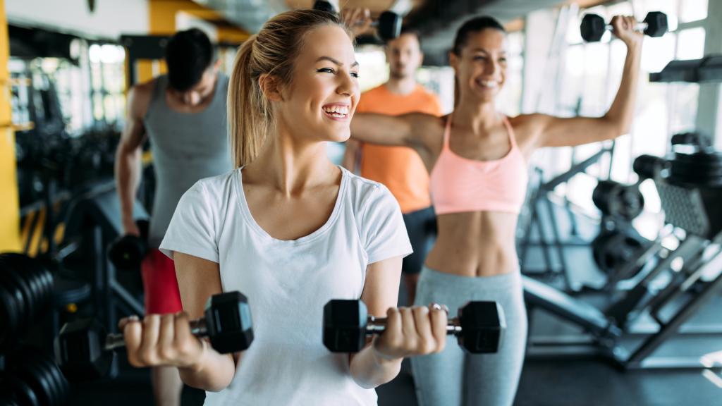 Perusohjelma kuntosalille, koko kehon harjoitusohjelma