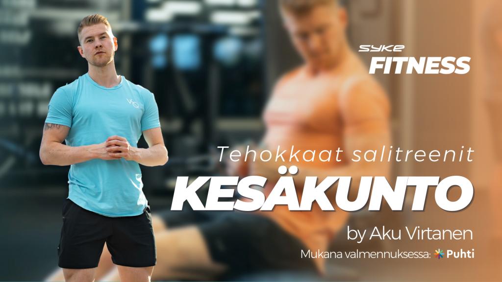 Kesäkunto by Aku Virtanen