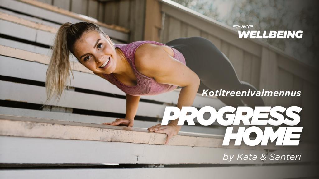 PROGRESS HOME by Kata & Santeri