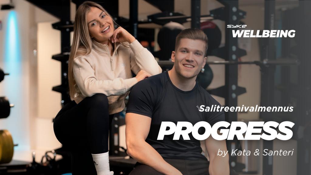 PROGRESS by Kata & Santeri