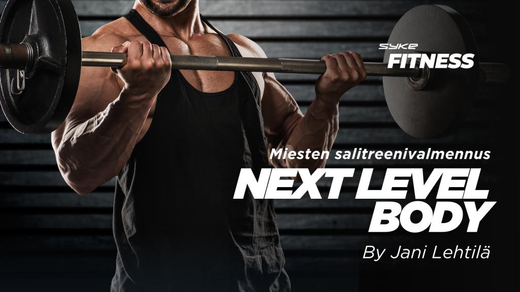 Next level body - miehet