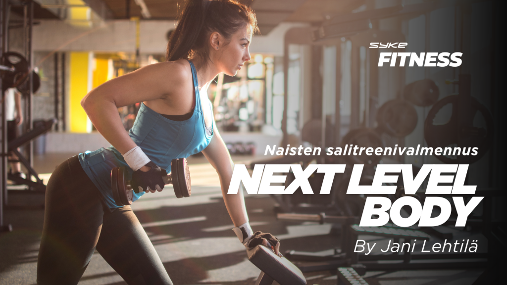 Next level body - naiset