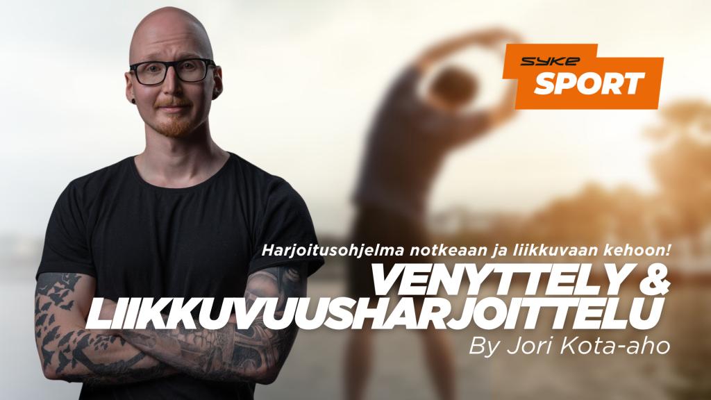 Venyttely & liikkuvuusharjoittelu by Jori Kota-aho