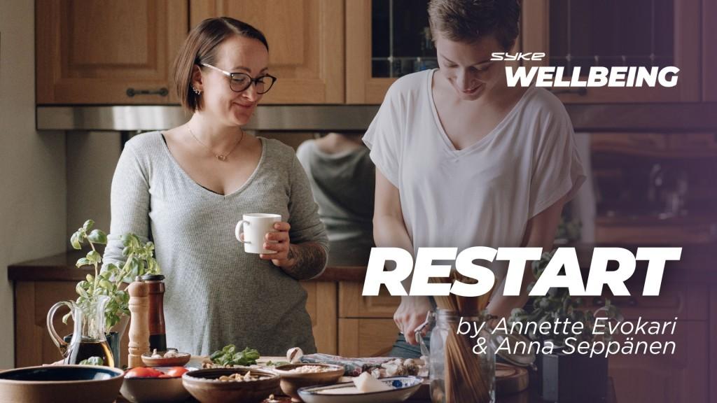 ReStart by Anna Seppänen & Annette Evokari