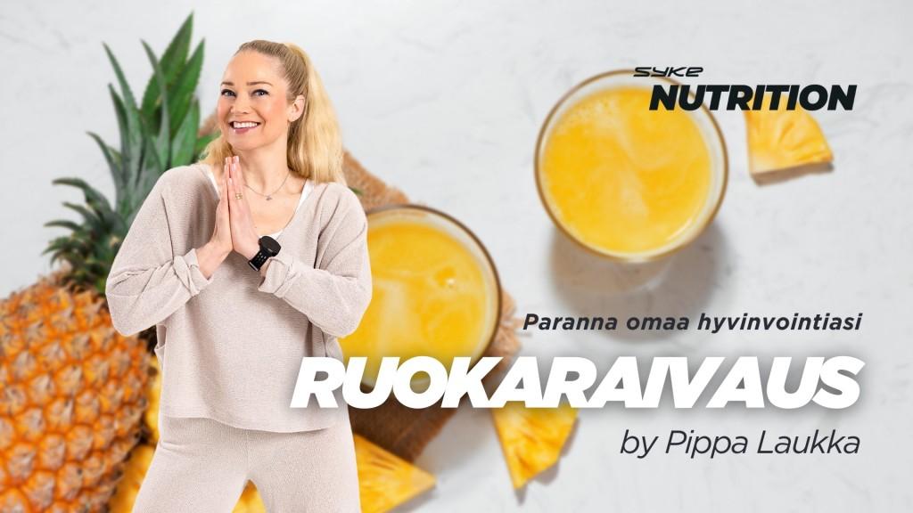 Ruokaraivaus by Pippa