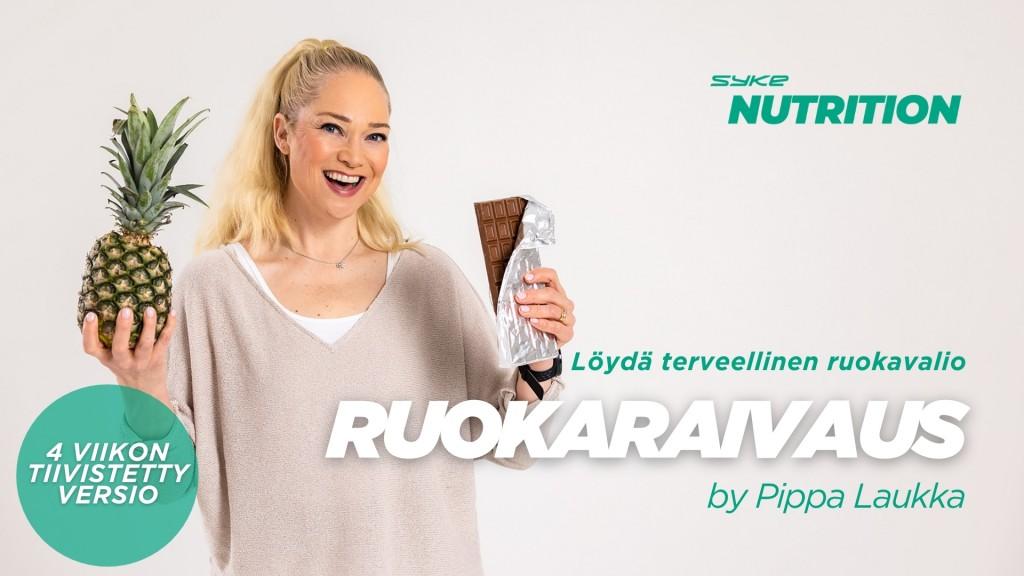 4 viikon Ruokaraivaus by Pippa Laukka
