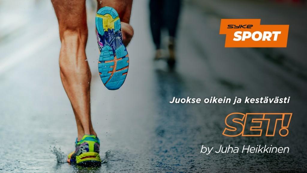 SET! -juoksuvalmennus