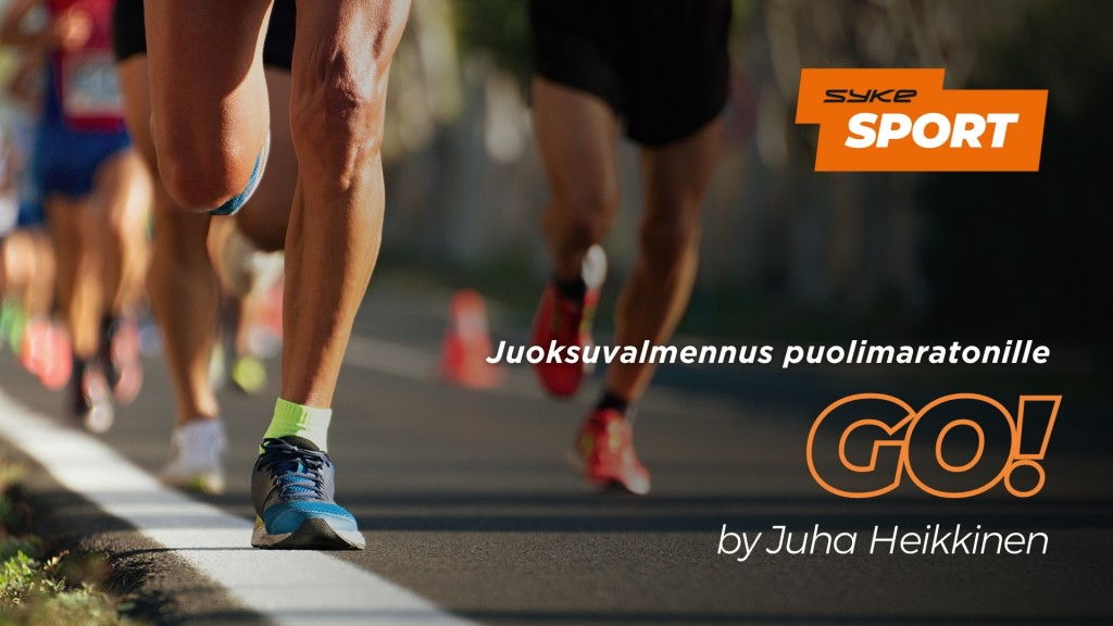 GO! -juoksuvalmennus