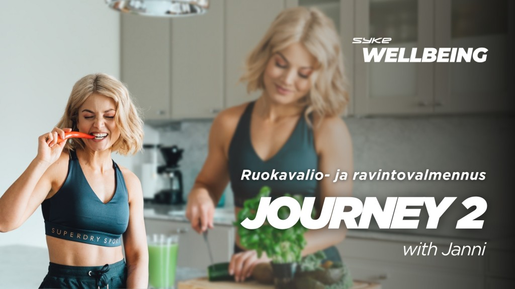 Journey with Janni 2 - Focus Nutrition