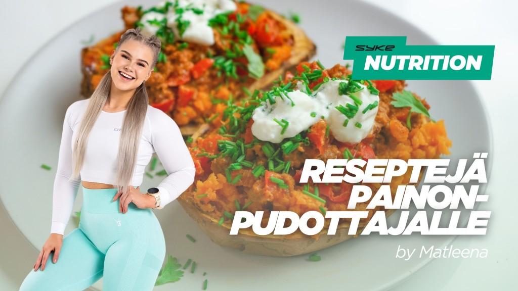 Reseptejä painonpudottajalle by Matleena