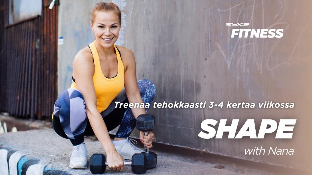 Shape with Nana
