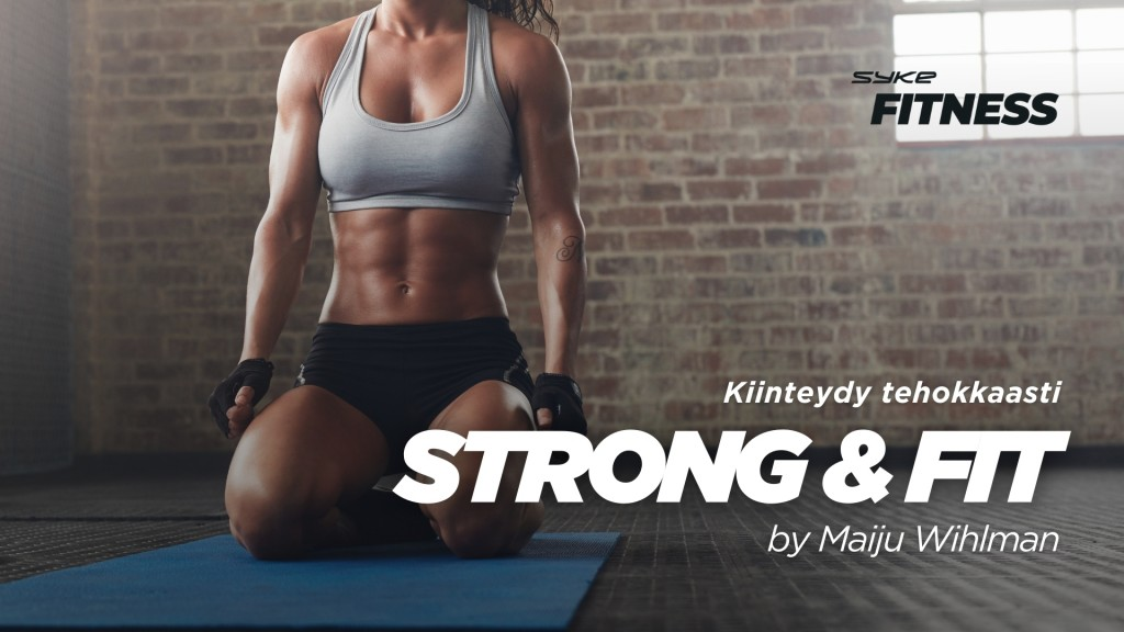 Strong & fit by Maiju Wihlman