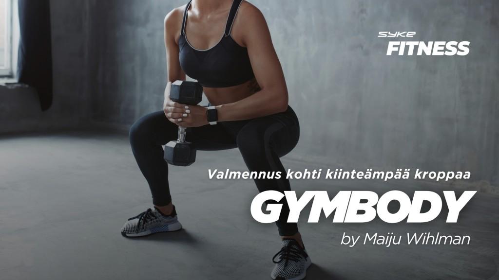 Gym body by Maiju Wihlman