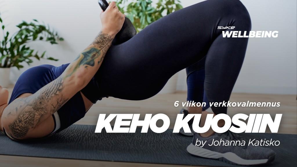 Keho kuosiin by Johanna Katisko