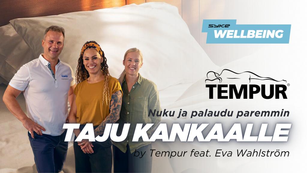 TAJU KANKAALLE By Tempur Feat. Eva Wahlström