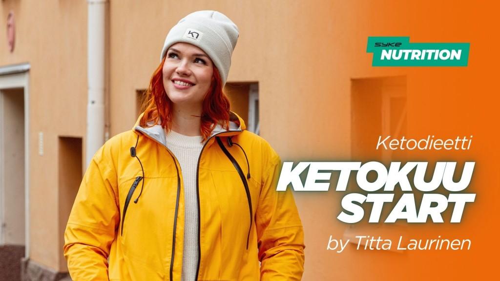 KETOKUU start - ketodieetti by Titta Laurinen