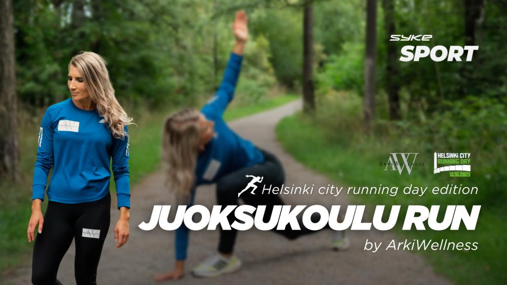 Juoksukoulu RUN by ArkiWellness