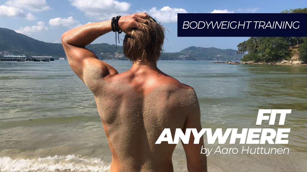 Fit Anywhere by Aaro Huttunen - SYKE Edition