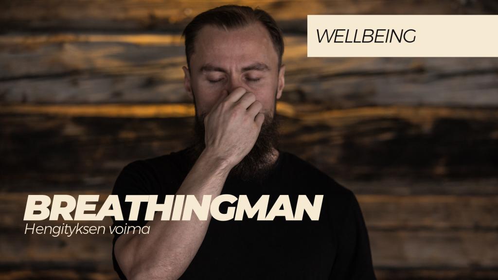 Breathingman - Hengityksen voima