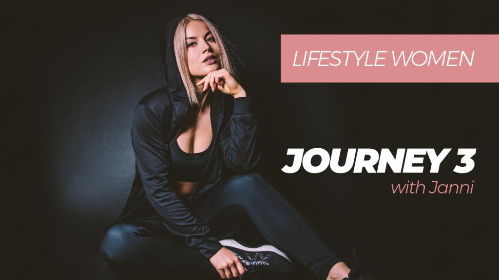 Journey 3 with Janni - Henkinen hyvinvointi