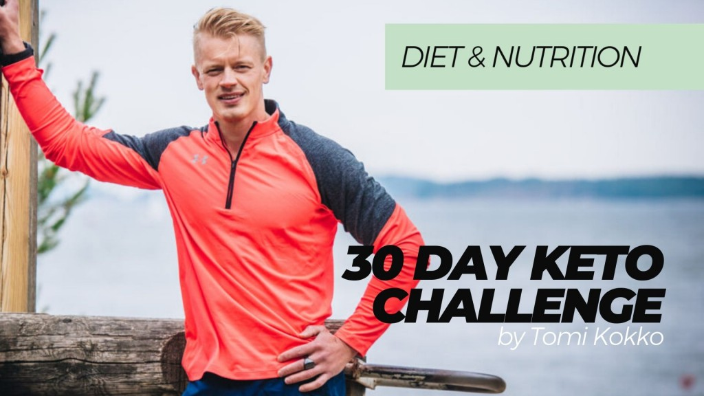 30 day keto challenge - Syke edition