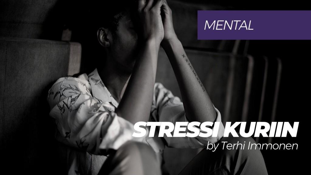 KESÄKAMPANJA! Stressi kuriin
