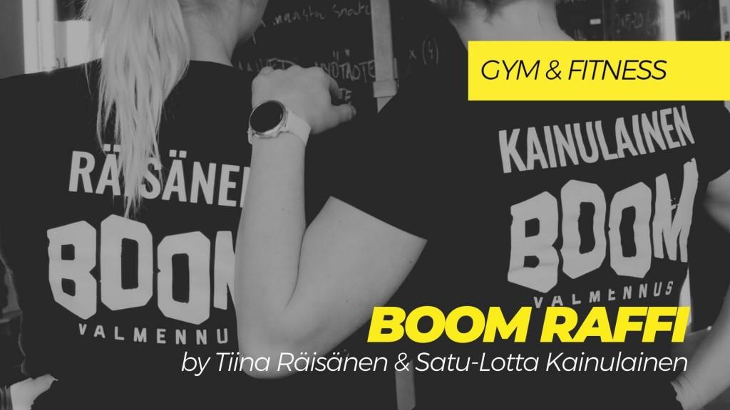 Boom Raffi