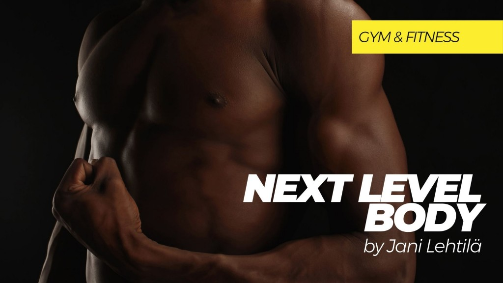 Next level body - miehet