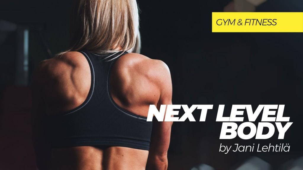Next level body - naiset
