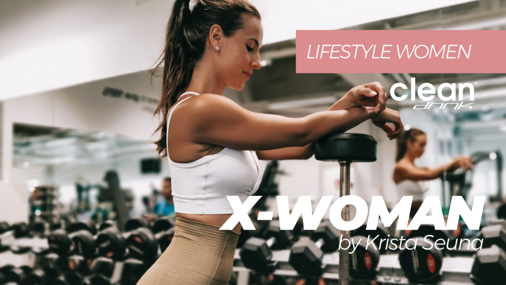 X-woman by Krista Seuna