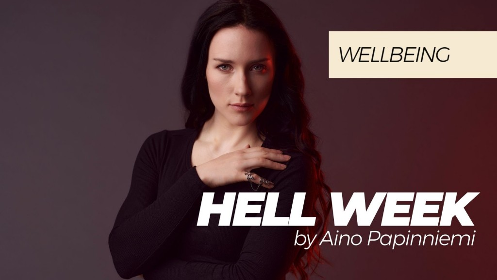 HELL WEEK by Aino Papinniemi