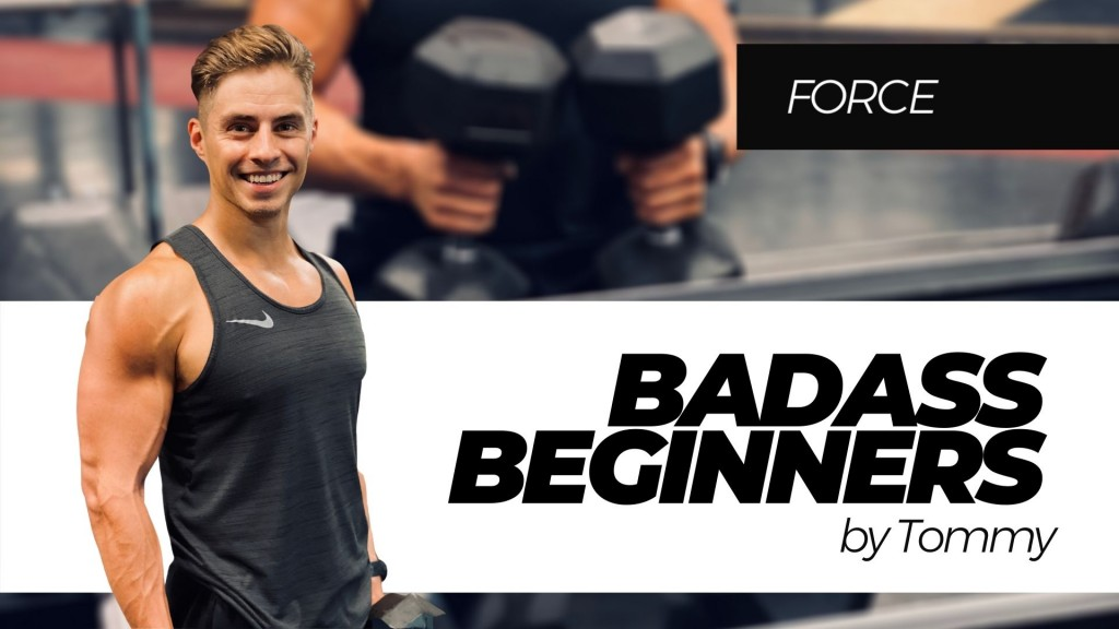 BADASS BEGINNERS by Tommy Oksa