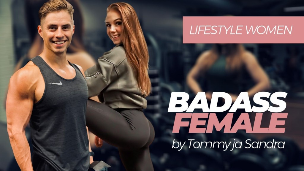 BADASS FEMALE by Tommy Oksa & Sandra Manner