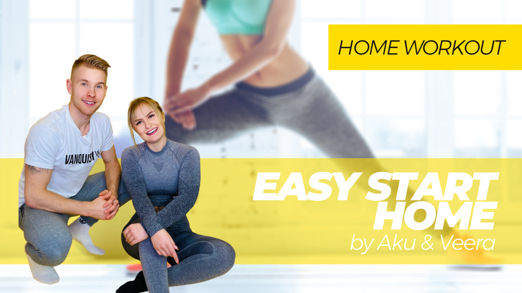 Easy start home by Aku ja Veera
