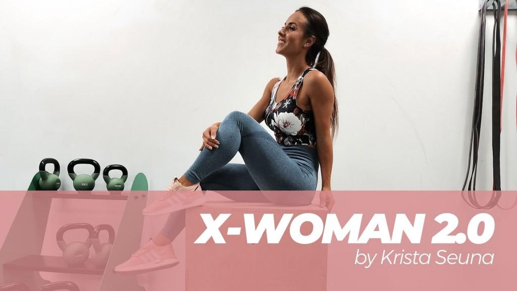 X-WOMAN 2.0 by Krista Seuna