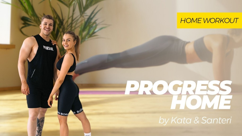 PROGRESS HOME by Kata & Santeri