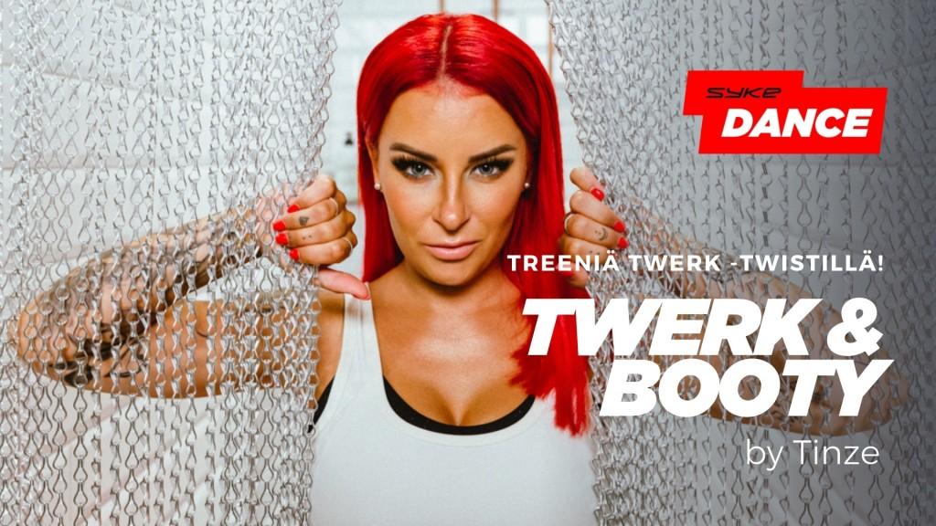 Twerk & Booty by Tinze