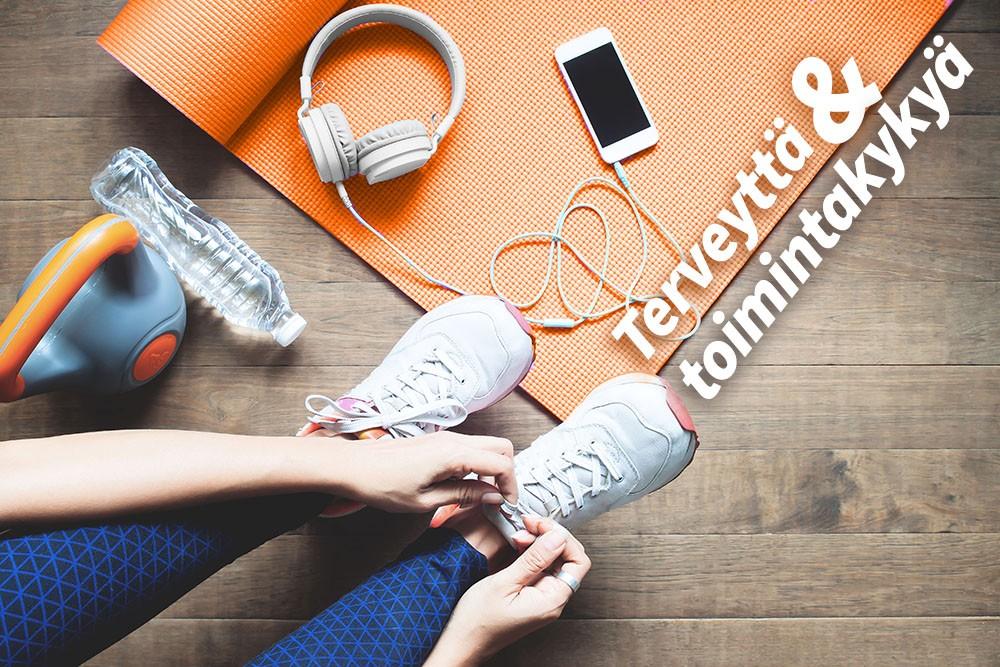 Terveyttä ja toimintakykyä-verkkovalmennus