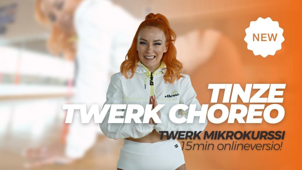 Tinze Twerk micro Choreo - part 2