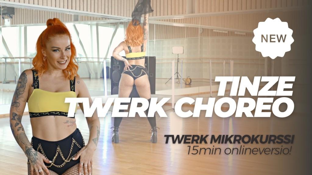 Twerk micro Choreo -pt 3