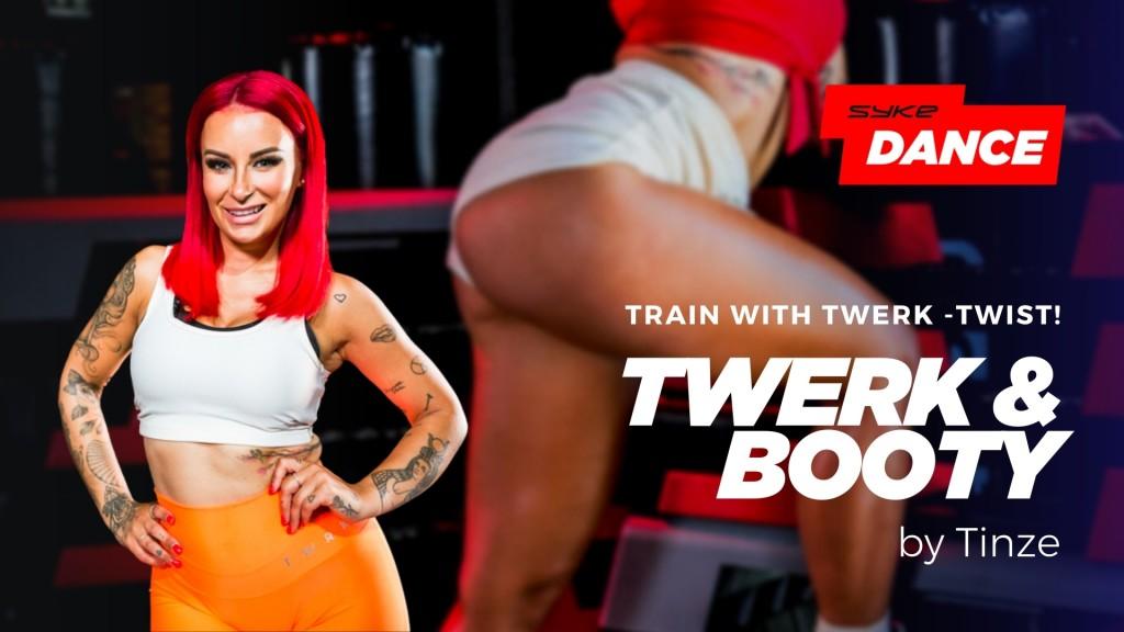 Twerk & Booty by Tinze (EN)