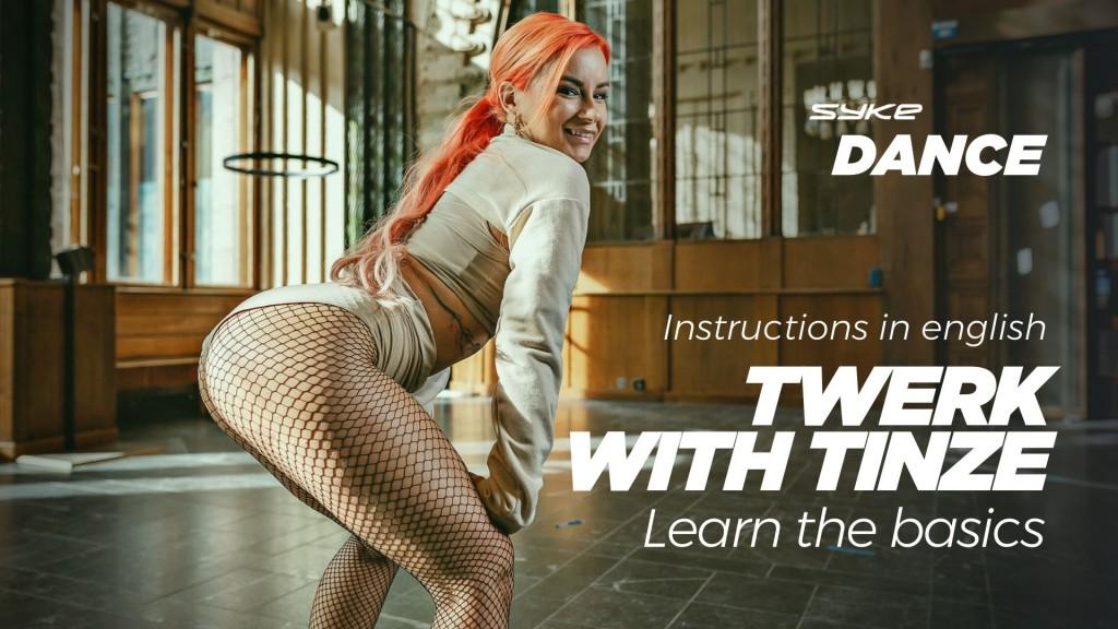 Twerk with Tinze - Learn the basics (EN)