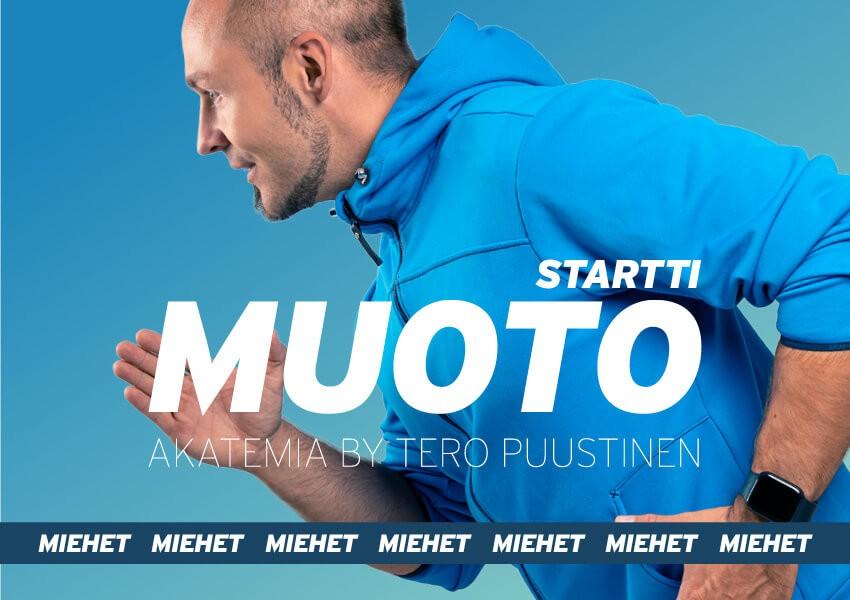 MUOTO akatemia // Startti 8-viikon ohjelma miehille