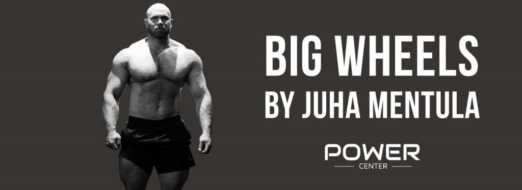 BigWheels By Juha Mentula